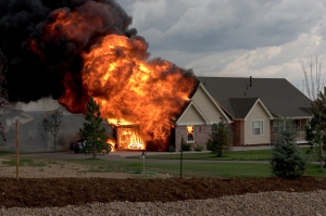 Phoenix AZ Home Fire