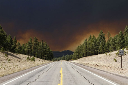 Arizona Flood Insurance due to wild fires